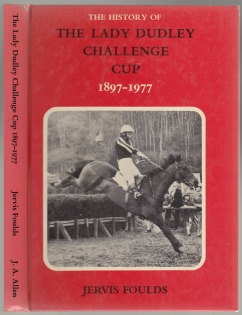 Image for The History of The Lady Dudley Challenge Cup 1897-1977
