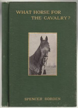 Image for What Horse For The Cavalry?