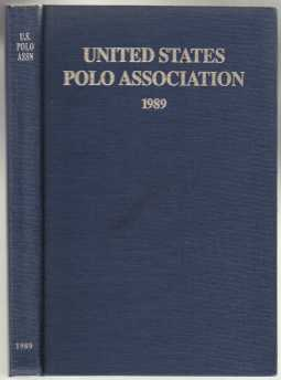 Image for Yearbook of the United States Polo Association 1989