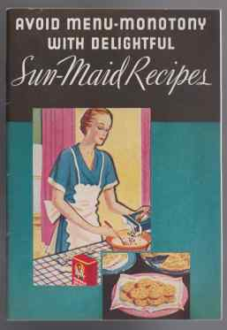 Image for Avoid Menu-Monotony with Delightful Sun-Maid Recipes