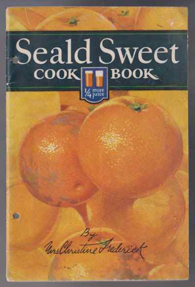Image for Seald Sweet Cook Book 1/4 More Juice