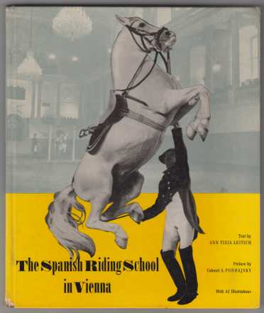 Image for The Spanish Riding School in Vienna