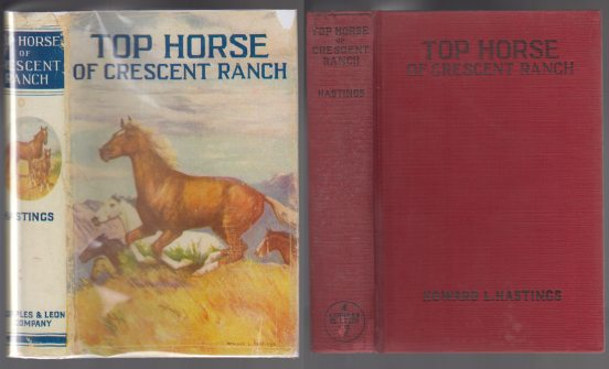 Image for Top Horse of Crescent Ranch