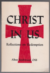 Image for Christ In Us  Reflections on Redemption  SIGNED