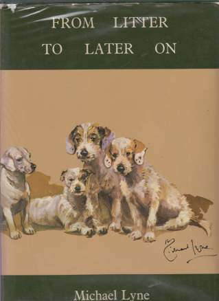 Image for From Litter to Later On   A Puppy Progress Book