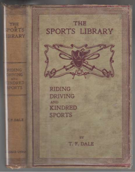 Image for The Sports Library  Riding, Driving and Kindred Sports