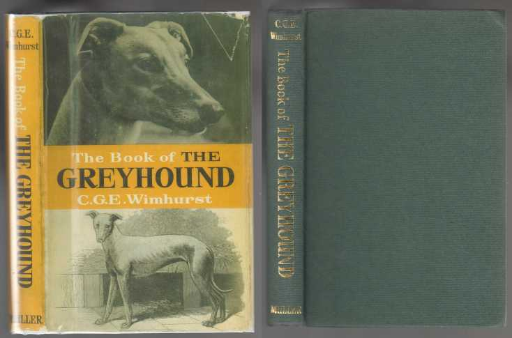 Image for The Book of the Greyhound