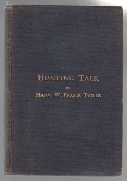 Image for Hunting Talk