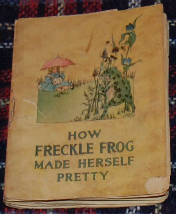 Image for How Freckle Frog Made Herself Pretty