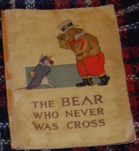 Image for The Bear Who Never Was Cross
