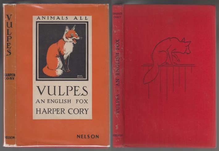 Image for Vulpes An English Fox