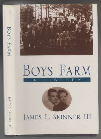 Image for Boys Farm  A History  SIGNED