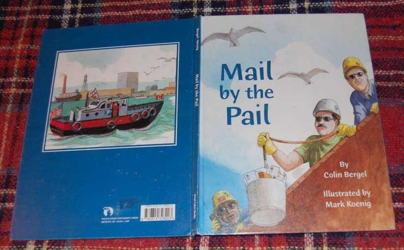 Image for Mail By the Pail