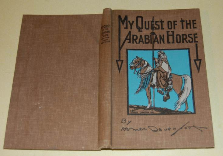 Image for My Quest Of The Arabian Horse