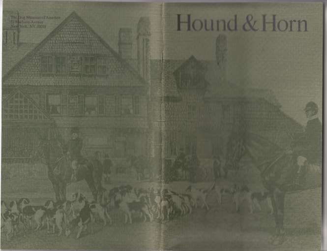 Image for Hound & Horn