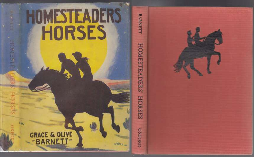 Image for Homesteaders' Horses