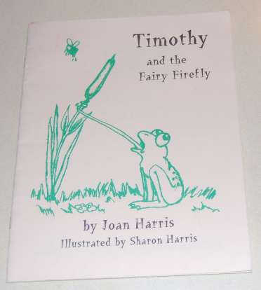 Image for Timothy and the Fairy Firefly  TWICE SIGNED