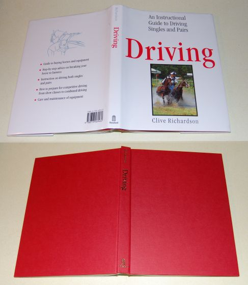 Image for Driving  An Instructional Guide to Driving Singles and Pairs