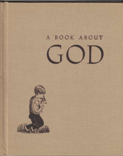 Image for A Book About God