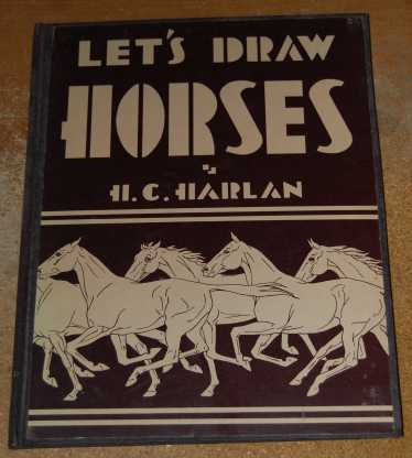 Image for Let's Draw Horses
