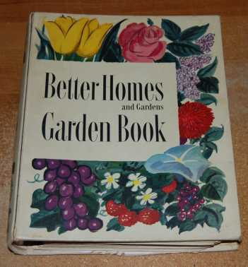 Image for Better Homes and Gardens Garden Book