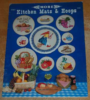 Image for More Kitchen Mats & Hoops  # BK W017