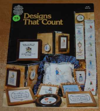 Image for Designs That Count Book #6