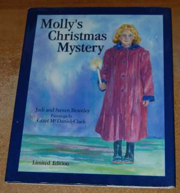 Image for Molly's Christmas Mystery Limited Edition
