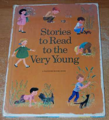 Image for Stories to Read to the Very Young