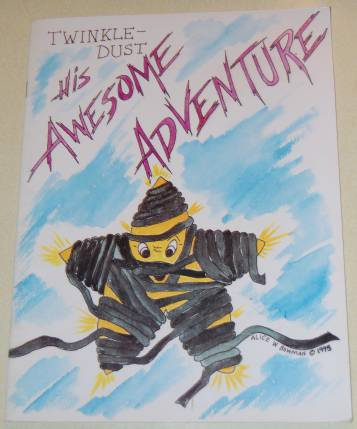Image for Twinkle-Dust  His Awesome Adventure  SIGNED