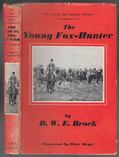 Image for The Young Fox-Hunter  The Young Sportsman's Library