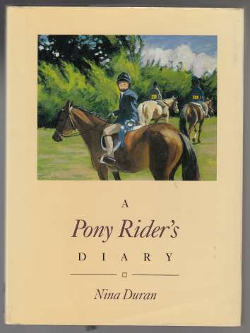 Image for A Pony Rider's Diary