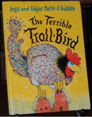 Image for The Terrible Troll - Bird