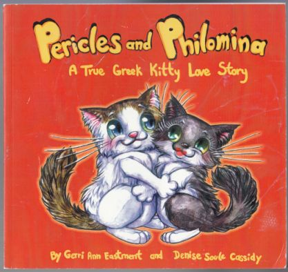 Image for Pericles and Philomina  A True Greek Kitty Love Story