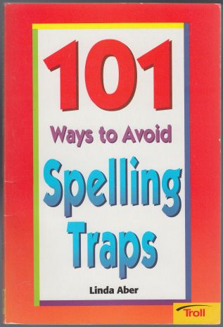 Image for 101 Ways to Avoid Spelling Traps