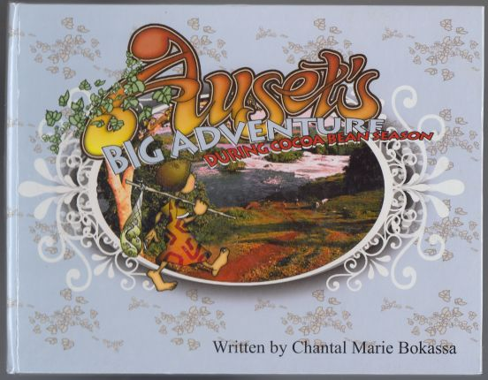 Image for Auset's Big Adventure During Cocoa Bean Season