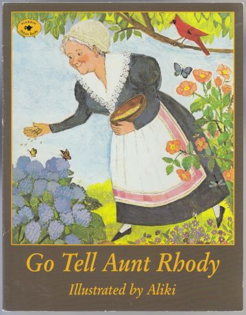 Image for Go Tell Aunt Rhody