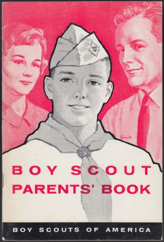 Image for Boy Scout Parents' Book