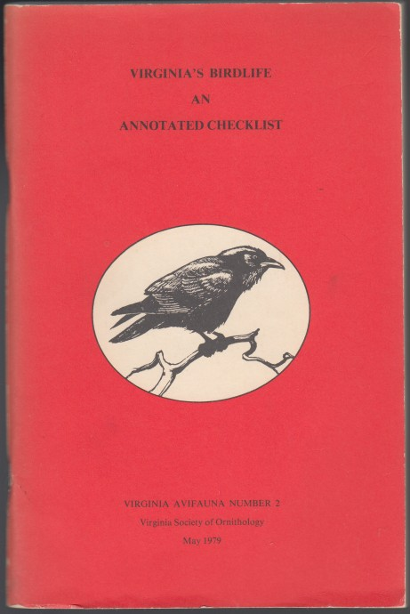 Image for Virginia's Birdlife  An Annotated Checklist  Virginia Avifauna Number 2