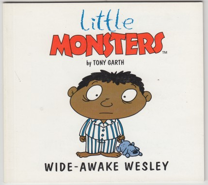 Image for Little Monsters  Wide-Awake Wesley