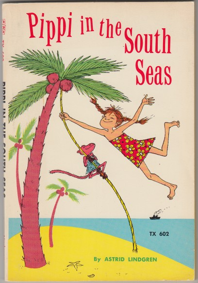 Image for Pippi in the South Seas