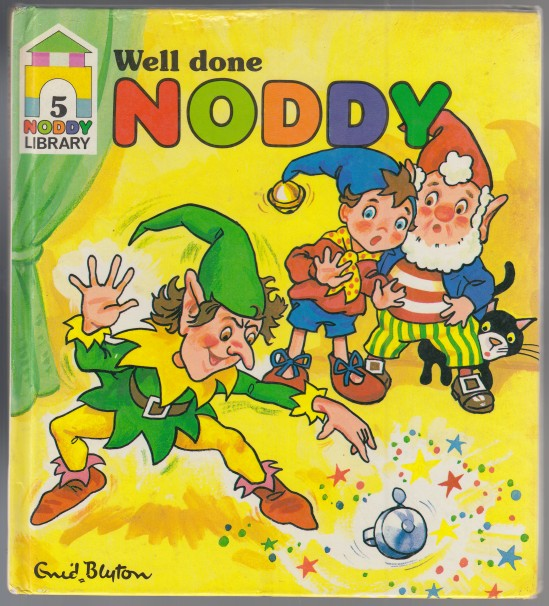 Image for Well Done Noddy  #5 Noddy Library