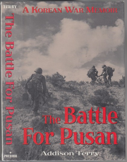 Image for The Battle for Pusan  A Korean War Memoir