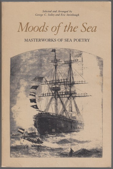 Image for Moods of the Sea  Masterworks of Sea Poetry