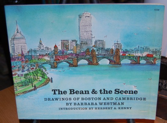 Image for The Bean & The Scene  Drawings of Boston and Cambridge