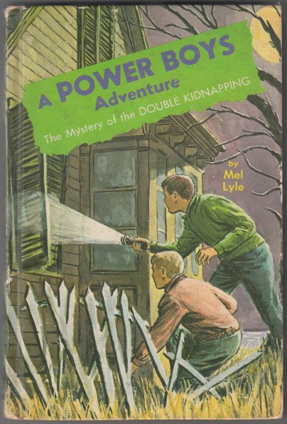 Image for The Mystery of the Double Kidnapping  A Power Boys Adventure