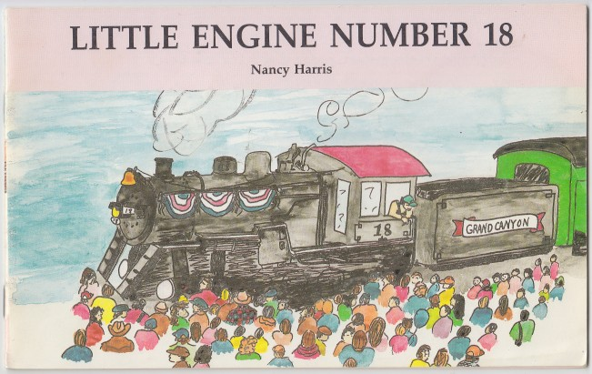 Image for Little Engine Number 18  (A Mostly True Story)