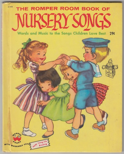 Image for The Romper Room Book of Nursery Songs