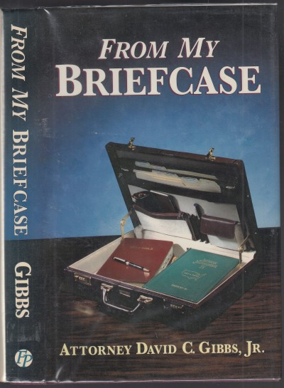 Image for From My Briefcase  SIGNED COPY