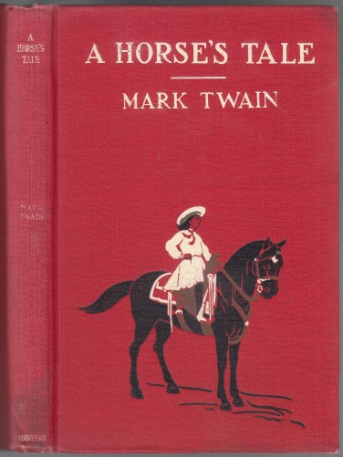 Image for A Horse's Tale 1st Edition in Custom Slipcase